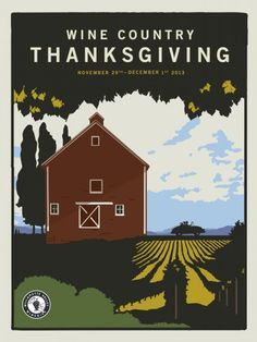 Willamette Valley wineries throw open their doors for special events each year duringThanksgiving Weekend to celebrate friends, family, and the completion of another harvest. Join us to kick off the holiday season as 150+ wineries offerspecial tastings, food pairings, live music, holiday discounts, and more. Each winery celebrates the festive weekend with their own flare. - Nov. 29th - Dec. 1st 2013