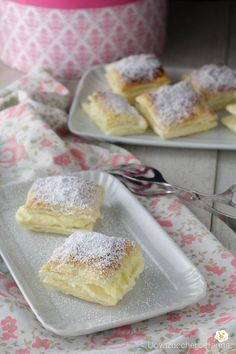 Sweet Recipes, Cake Recipes, Dessert Recipes, Biscotti, Puff Pastry Dough, Chocolates, Italy Food, Bread Baking, Let Them Eat Cake