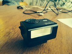 RX20 Fujifilm Flash. Perfect companion for the X20.