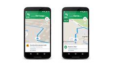 AppsUser: Nueva actualización de Google Maps incluirá alertas de tráfico mejoradas y sugerencias de rutas alternativas