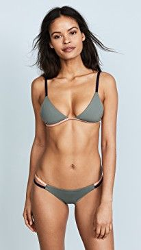 New Tavik Swimwear Zepplin Triangle Bikini Top online. Perfect on the Petit Bateau Clothing from top store. Sku dpqh41769syhl85190