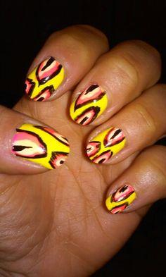Summer kat nail