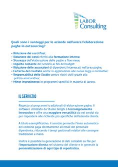 Il servizio in outsourcing per l'elaborazione buste paga. Contatta www.studio-borghi.it #milano #consulentelavoro #consulenzalavoro #elaborazionepaghe #studioborghi #cedolini #bustepaga #outsourcing