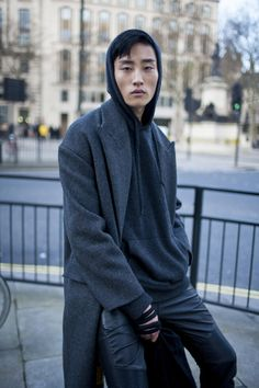 death-de-dior:  They Are Wearing: London Men's Fashion Week Fall 2016