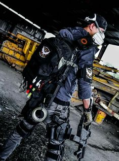 48 Best The division cosplay images in 2019 | Tom clancy the