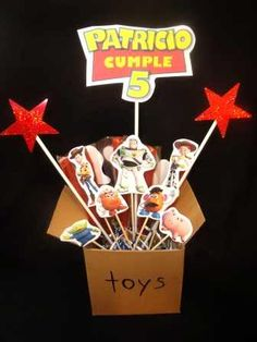Toy Story Decoration