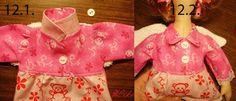 Mimin Dolls: Tilda sleepy pajama-tutorial