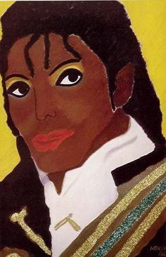 Michael Jackson - María de la Paz Jaramillo Michael Jackson, Ronald Mcdonald, Ale, Fictional Characters, Photos, Pintura, Ales, Fantasy Characters