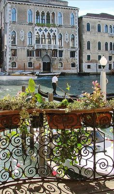 Grand Canal in Venice - Veneto, Italy Dream Vacations, Vacation Spots, Places To Travel, Places To See, Wonderful Places, Beautiful Places, Places Around The World, Around The Worlds, Grand Canal Venice