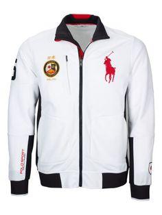 Japan Full-Zip Track Jacket - Polo Sport Sweatshirts - RalphLauren.com