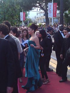 Aishwarya Rai Bachchan at the premiere of 'Cleopatra' at the Cannes Film Festival | PINKVILLA