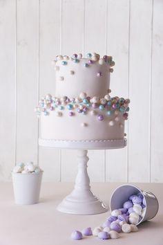 Tort weselny bąbelkowy - Pracownia-Artystyczna - Pozostałe