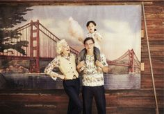 Levi's Vintage Clothing Treasure Island Collection