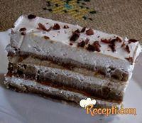 Kuhinja i ideje: Torta španski vjetar Jednostavne Torte, Kolaci I Torte, Sweet Life, Cake Cookies, Tiramisu, Cake Recipes, Deserts, Cooking Recipes, Sweets