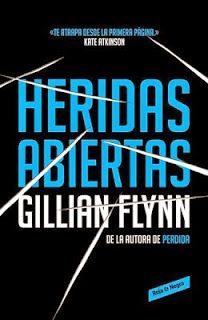 Let It be: Heridas Abiertas - Gillian Flynn