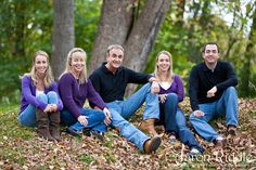 Family Portraits in Winchester, VA - The Watson Family - October 2010 | Aaron Riddle - Wedding and Portrait Photographer in Winchester, Virginia
