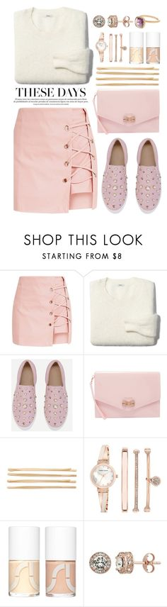 """It's time to let it go, go out and start again."" by annaclaraalvez ❤ liked on Polyvore featuring Madewell, Ted Baker, Cara, Anne Klein, Uslu Airlines, Diamond Splendor and Mistraya"