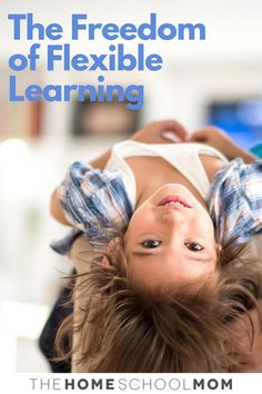"""One of the most valuable benefits of homeschooling is flexibility. Many families tell us that this flexibility is the reason they are able to """"live their learning"""" in a way that just wouldn't happen if they were enrolled in traditional school. Learning To Relax, Learning Spaces, Learning Environments, Interactive Learning, Learning Activities, Benefits Of Homeschooling, Just Keep Going, Kids Up, The Freedom"""