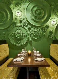 tolle wandgestaltung wohnideen wandfarben grün klassisch ähnliche tolle Projekte und Ideen wie im Bild vorgestellt findest du auch in unserem Magazin
