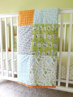 Backyard Baby Crib Set
