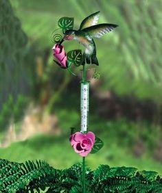 Encore Rgs 103 37 Hummingbird Rain Gauge Http Www
