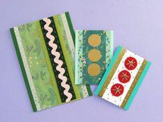 DIY Christmas Card Ideas Tape by Laura Howard!
