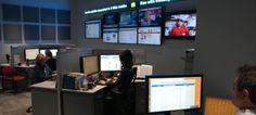 Inside Hy-Vee's Social Media Command Center Labs, Command Centers, Social Media, Centre, Labradors, Social Networks, Labrador, Social Media Tips, Lab