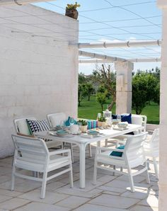 #Nardi from Italy #OutdoorLiving. Available Exclusively at #Patios