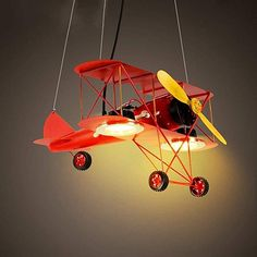 Airplane Lights, Lamp Design, Kids Room, Bedrooms, Reception, Woodworking, Diy Projects, Tattoo, Interior Design