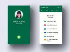 Business Cards Layout, Digital Business Card, Luxury Business Cards, Modern Business Cards, Business Card Design, Creative Business, Branding Design, Identity Branding, Corporate Design