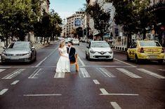 Trash The Dress - Adelina si Ionut - Mihai Roman Wedding Pics, Wedding Day, Wedding Dresses, Roman, Bride Flowers, H Style, Storytelling, Wedding Inspiration, Street View