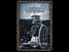 Ensiferum - Näitä Polkuja Tallaan - YouTube Music Is My Escape, Music Is Life, Tallit, Metal Albums, 10 Anniversary, Heavy Metal, Album Covers, Live, Instagram