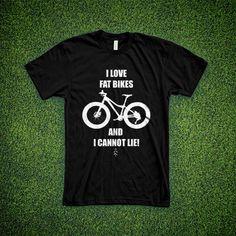 I like fat bikes.