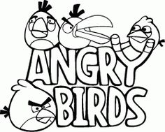 Have you been looking for Angry Birds Coloring Sheets? Do You have a printer? Luckily you found us. We have composed a collection of Angry Birds...