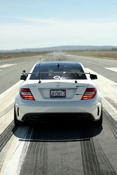C 63 #AMG BLACK SERIES - Ready for Launch