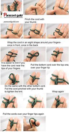tutorial on finger knitting. : A tutorial on finger knitting. Más A tutorial on finger knitting. : A tutorial on finger knitting. Finger Crochet, Finger Knitting, Arm Knitting, Hand Crochet, How To Finger Knit, Knitting Patterns, Knitting Blogs, Scarf Patterns, Knitting Machine