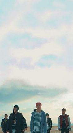 """BTS lockscreen wallpaper Spring day #골뱅이쳐서_나오는_네번째가_내_애인 #youneverwalkalone #springday #BTS #you_never_walk_alone #자신의_닉네임을_검색해보자"""