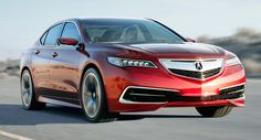 2015 Acura TLX Production Car Details Purportedly Leaked - Carscoops