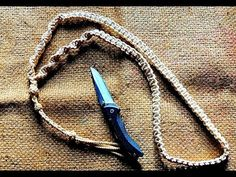 Decorative Lanyard with Paracord Making a | IGKT