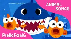 Kids' Songs & Stories Baby Shark and more Word Play Nursery Rhyme - Kids TV Songs For Toddlers, Kids Songs, Baby Shark Dance, Shark Song For Kids, Baby Shark Music, Phonics Song, Kids Singing, Preschool Music, Kindergarten Songs