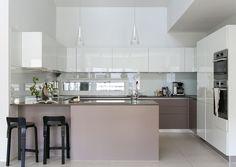 Tyylikäs moderni keittiö - Etuovi.com Sisustus