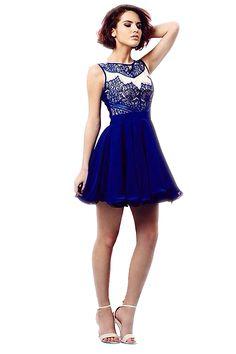 Chi Chi Madison Dress | Stunning Skater Prom Dresses | Free Delivery | PDUK