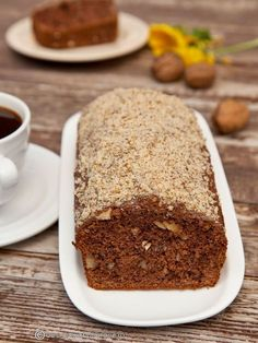 Jacque Pepin, Almond Joy, Loaf Cake, Nutella, Sweet Bread, Banana Bread, Deserts, Food Porn, Dessert Recipes