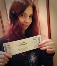 #WTworldtour Waiting for 8.03.2014 to see WT in Poznań, Poland! Always reminds me where I met my lovely boyfriend, sweet memories :)