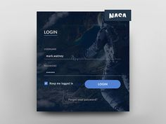 50 Modern Sign-Up & Login Form UI Designs | Web & Graphic Design | Bashooka