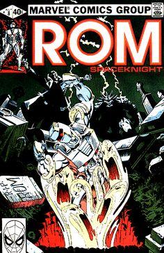 ROM SpaceKnight 8