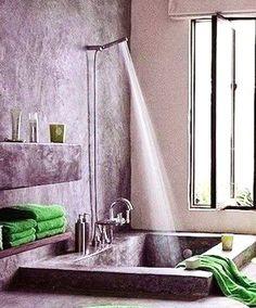 Unique Shower Designs & Ideas_16