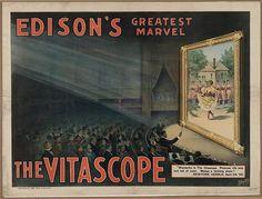 The Vitascope 1896