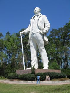 Sam Houston, Son of a Portugal Sailor Makes Texas History. Bigger than life!