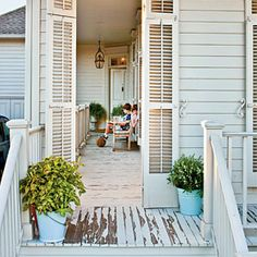 New Orleans Cottage Revival | Timeless Style | SouthernLiving.com